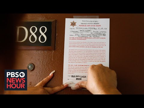 What to know about the eviction moratorium as it nears expiration again