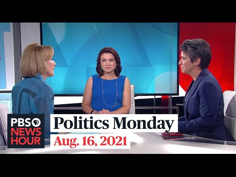 Tamara Keith and Amy Walter on U.S. role in Afghanistan fallout, midterm elections