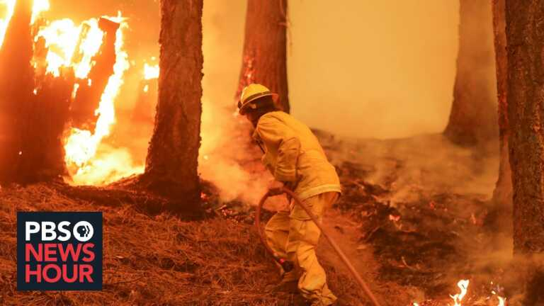 'Nearly every acre' in California has potential to burn, state fire official warns