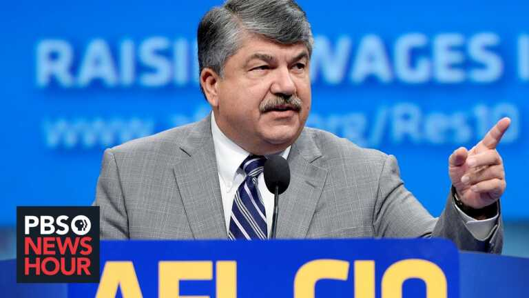 Remembering Richard Trumka, a giant in the world of labor and unions