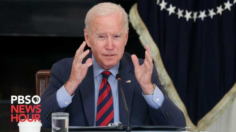 WATCH LIVE: Biden speaks on efforts to increase COVID-19 vaccinations at home and abroad