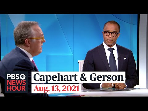 Capehart and Gerson on the Taliban's march across Afghanistan, dire climate change data