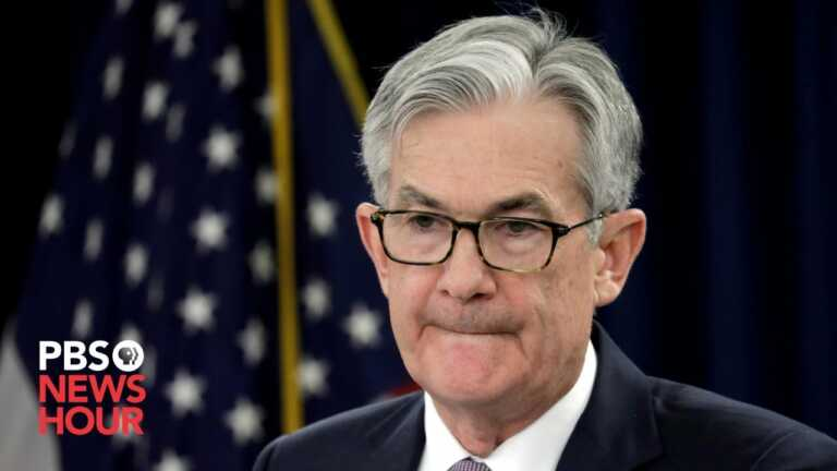WATCH LIVE: Federal Reserve chair Jerome Powell holds town hall with students and educators