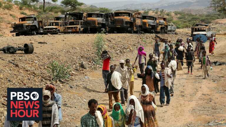 Ethiopian government appears determined to target Tigray as humanitarian crisis deepens