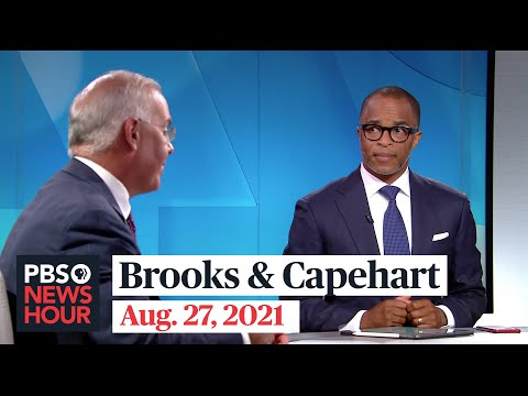 Brooks and Capehart on Kabul attack, Jan. 6 investigation, voting rights