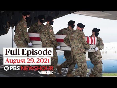 PBS NewsHour Weekend Full Episode August 29, 2021
