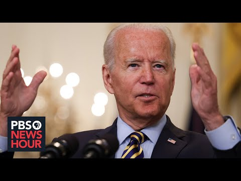 News Wrap: Biden prepones, defends U.S. pullout from Afghanistan