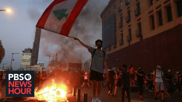 1 year after Beirut explosion, Lebanon still in crisis