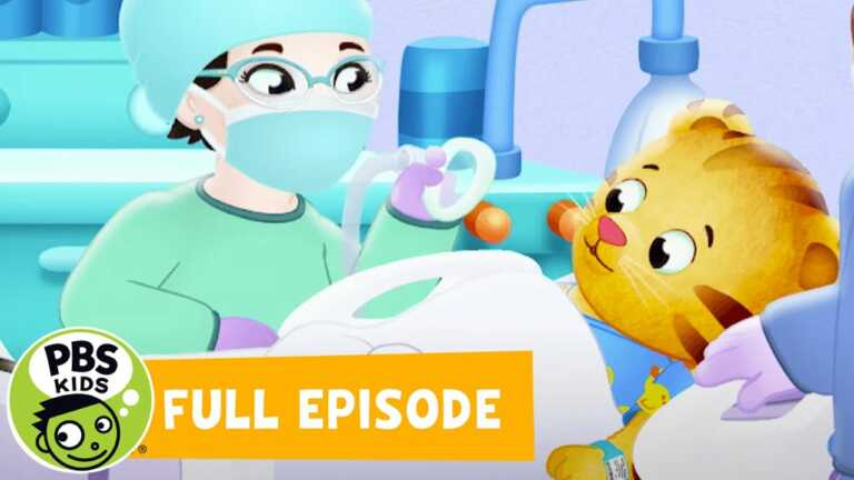 Daniel Tiger's Neighborhood FULL EPISODE | Daniel Goes to the Hospital | PBS KIDS