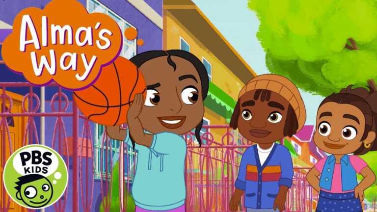 Meet Rafia!   NEW SHOW Alma's Way   PBS KIDS