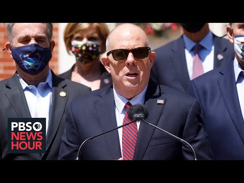 How Maryland Gov. Larry Hogan is responding to the delta threat