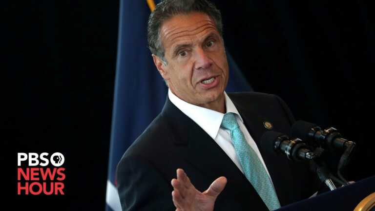 WATCH LIVE: New York Gov. Andrew Cuomo responds to sexual harassment investigation