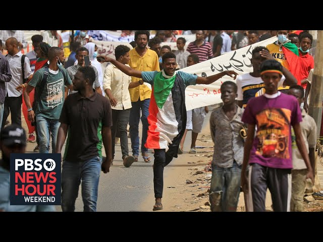In Sudan, a new revolution to keep the spirit of an old revolution alive