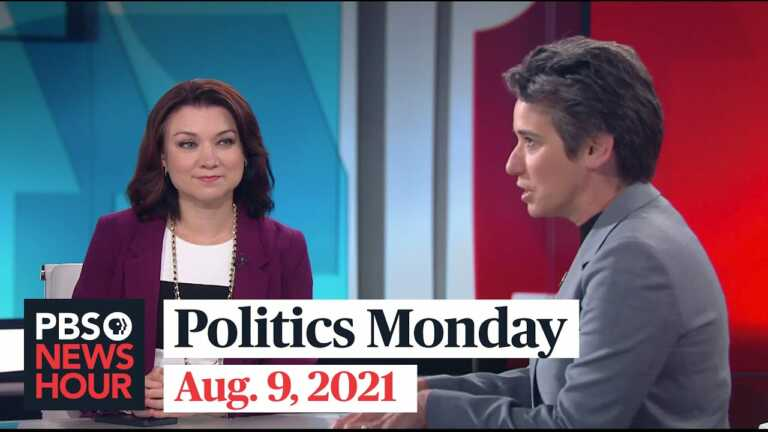 Tamara Keith and Amy Walter on the infrastructure deal, Congress' agenda, Cuomo's future