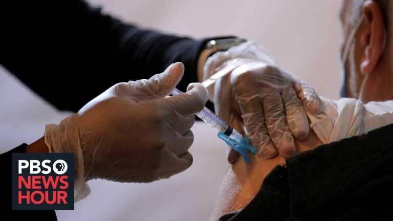 News Wrap: Third vaccine dose recommended for people with weakened immune systems