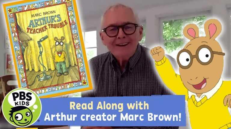 Arthur's Teacher Trouble   READ ALONG with Marc Brown   PBS KIDS