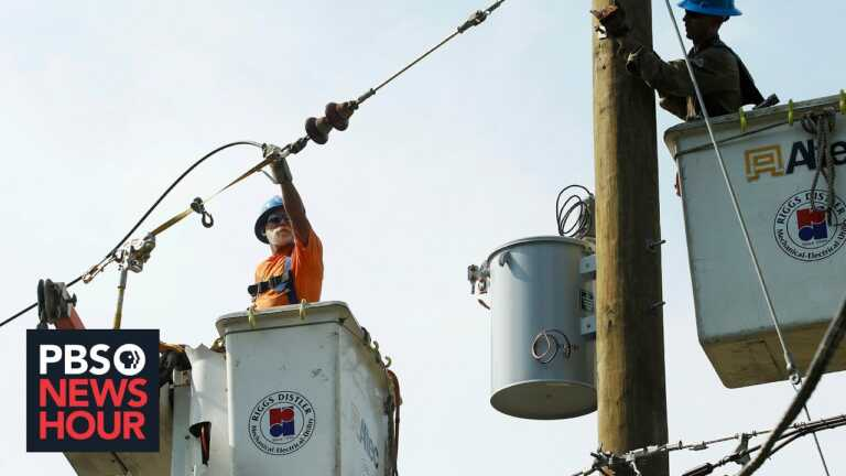 How infrastructure funding to expand broadband access could create a 'generational shift'