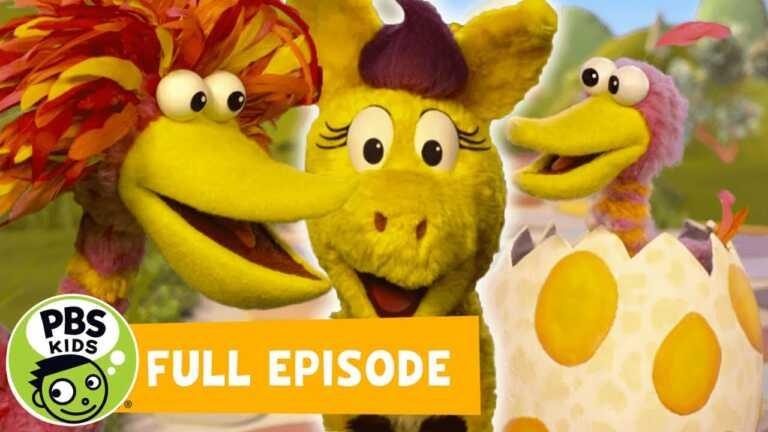 Donkey Hodie FULL EPISODE | Donkey's Bad Day / Yodel Bird Egg | PBS KIDS