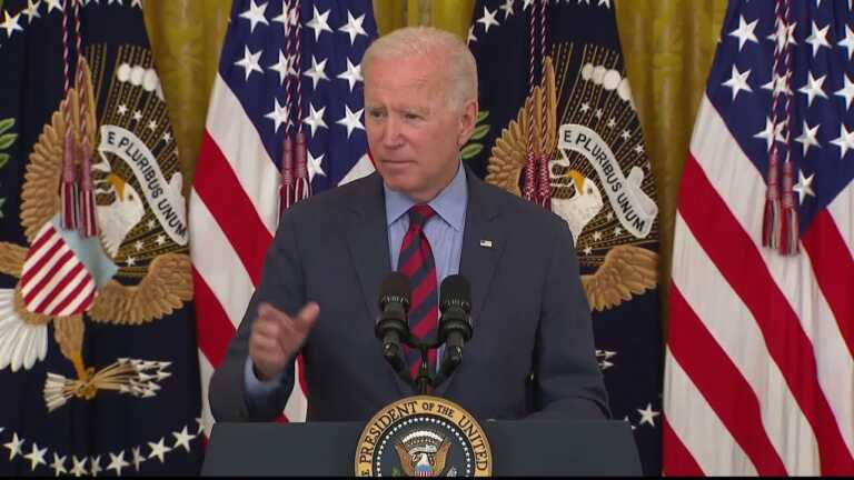 WATCH LIVE: Biden calls on Cuomo to resign following sexual harassment investigation