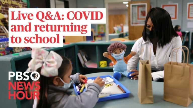 WATCH LIVE: Dr. Leana Wen takes your questions on back-to-school precautions amid COVID surge