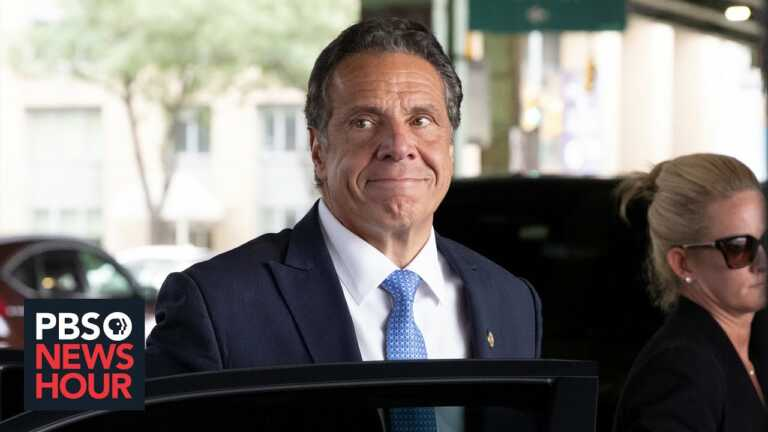 New York Gov. Andrew Cuomo to resign facing multiple allegations of sexual harassment
