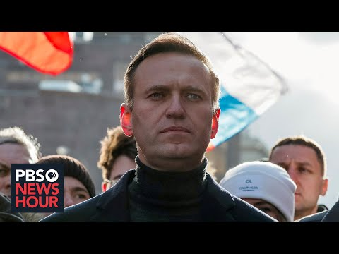 News Wrap: Jailed Russian opposition leader Alexei Navalny is facing new criminal charges