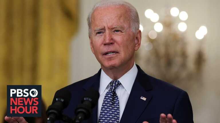 WATCH LIVE: Biden gives remarks on U.S. COVID response, booster shots