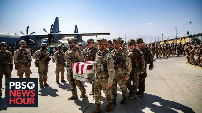 What's left behind in Afghanistan after 'heartbreak' of U.S. departure