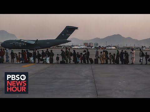 Can the U.S. safely evacuate Afghanistan by the Aug. 31 deadline? Two experts weigh in