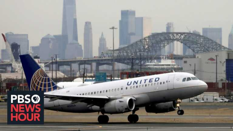 Employee vaccine mandate is 'about saving lives' United airlines CEO Kirby says