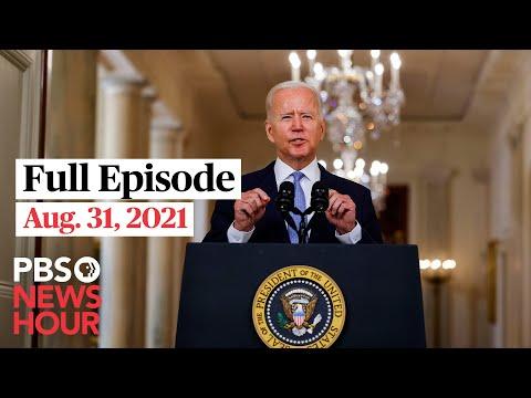 PBS NewsHour full episode, Aug. 31, 2021