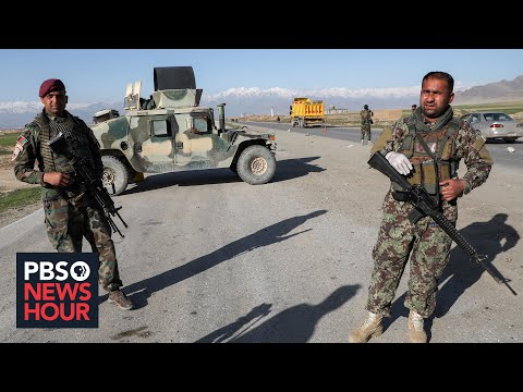What should the US role in Afghanistan be now?