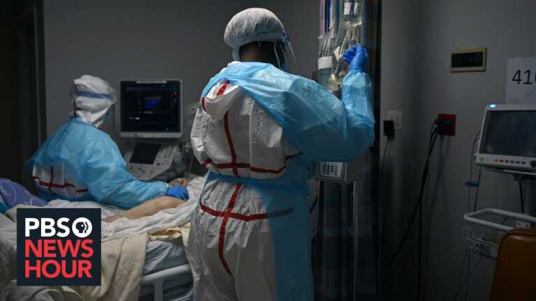 Texas doctor urges vaccines amid 'dire shortage' of health workers, ICU beds