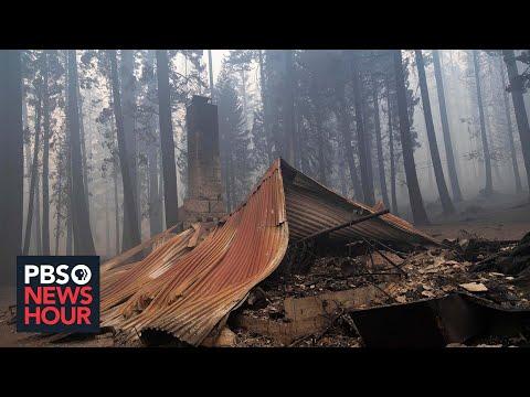 Thick vegetation, inaccessible terrain complicate Caldor Fire response