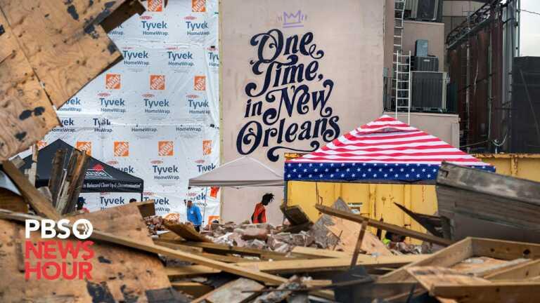 WATCH LIVE: Louisiana Gov. John Bel Edwards gives update on Hurricane Ida recovery