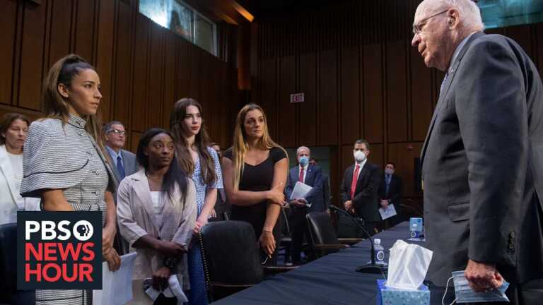 Simone Biles, Aly Raisman and other gymnasts on how FBI 'betrayed' them, 'enabled' Nassar