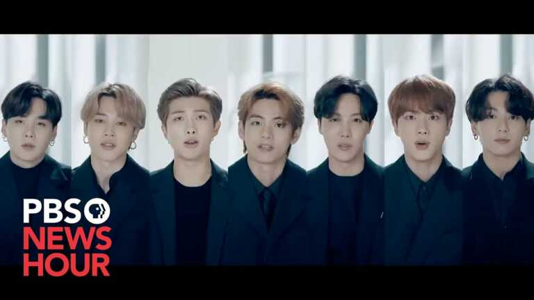 WATCH: BTS members speak about the COVID-19 pandemic at the 2021 United Nations General Assembly
