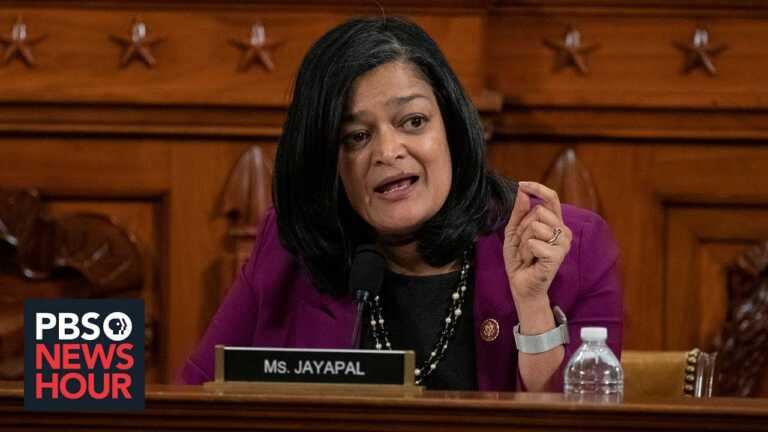 Rep. Jayapal on progressive priorities, compromise on reconciliation and infrastructure
