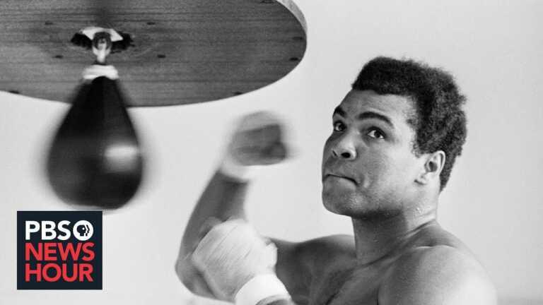 An inside look at Ken Burns' latest film 'Muhammad Ali'