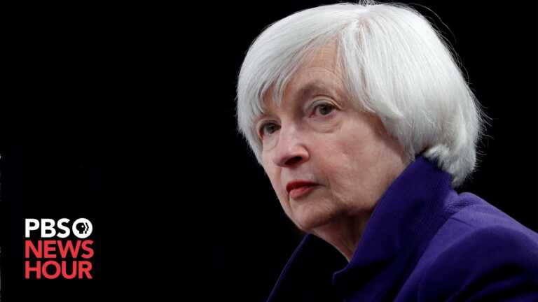 WATCH LIVE: Treasury Secretary Yellen and Fed Chair Powell testify on pandemic recovery