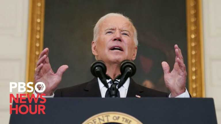 WATCH LIVE: Biden to announce new national security initiative
