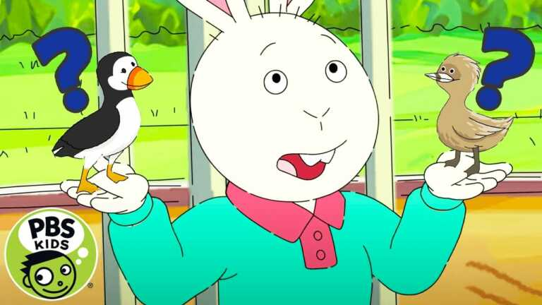 ARTHUR   And The Winner Is…:The New Mascot of Arthur's Elementary School   PBS KIDS