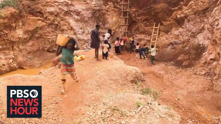 Many Ugandan children forced into hard labor, sex trafficking as COVID closes schools