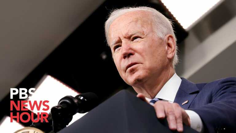 WATCH LIVE: Biden addresses weak gains in jobs report for August