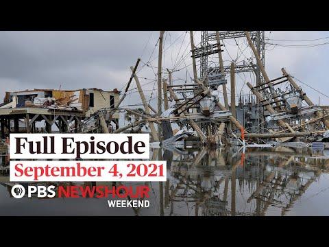 PBS NewsHour Weekend Full Episode September 4, 2021