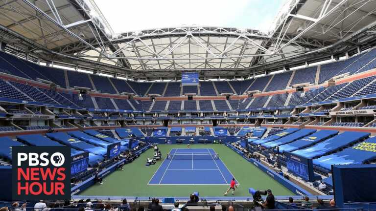 Teens facing off at U.S. Open final create 'fairy tale moment' for tennis fans