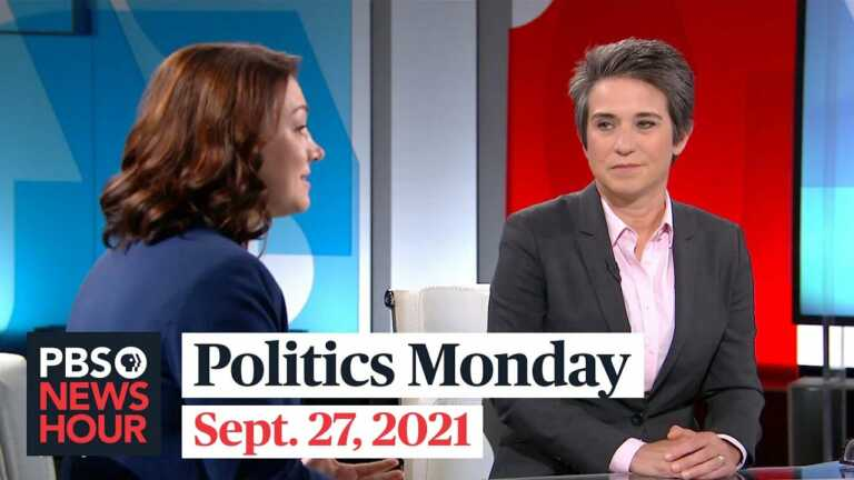 Tamara Keith and Amy Walter on reconciliation stalemate, Arizona vote count