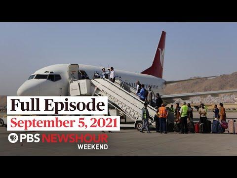 PBS NewsHour Weekend Full Episode September 5, 2021