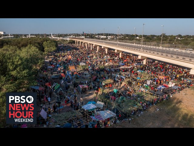 U.S. authorities accelerate removal of Haitian asylum-seekers from Texas-Mexico border