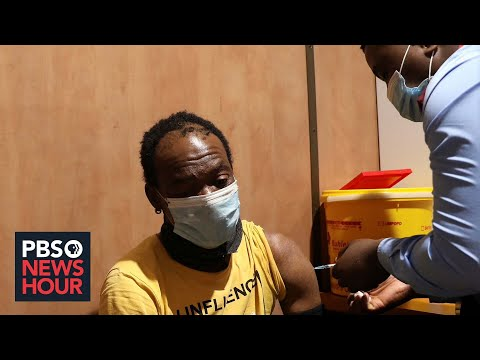 Much of Africa is struggling with vaccine access. Should western nations rethink boosters?